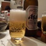 おでん 盛 - 瓶ビール