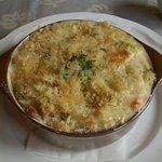 キッチン四季 - 具だくさん野菜のグラタン(アップ)