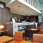 丸福珈琲店 - 厨房