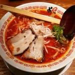 35471903 - 赤味ラーメン720円