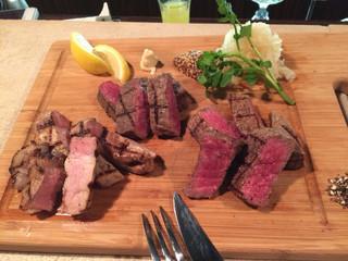 Dining&Cafebar Living - 肉 3種盛り