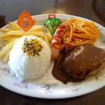 肉の万世 - 料理写真:お子様ランチ460円