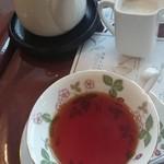 SAWAI COFFEE&TEA - 紅茶(ミルク)