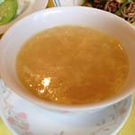 35472938 - 卵スープ