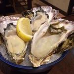 地魚と百日地鶏 大 - 坂越の牡蠣