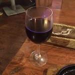HAN'S - グラスワイン赤