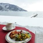 奥琵琶湖マキノグランドパークホテル - 料理写真:レストラン竹生にて朝食