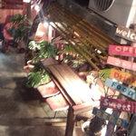 コトノハ・mog-mog食堂 - 浮島通りから階段で下に降りたところに入口があります。