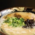 文福 - とんこつ塩ラーメン