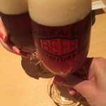 越後酒房 八海山 浜松町本店 - 八海山ビールアルト