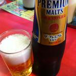 和楽路屋 - ビール