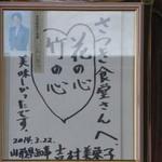 さつき食堂 - <2015/03/01>