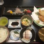 明石 - 料理写真:明石定食