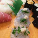 金寿司 地魚定 - にぎり お好み
