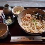 小松屋 - 料理写真:辛味大根うどん