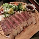 たけすみ - 石垣牛ステーキ