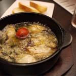 串鳥のワイン酒場 TANTO - 牡蠣のアヒージョ