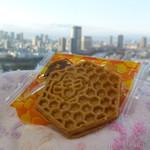 ヨックモック - 東京ハニーシュガー6個入り:594円(2015.03月)