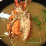 金寿司 地魚定 - 蟹汁
