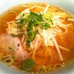 上海キッチン 豪華 - ラーメン