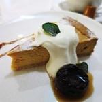 35485519 - キャラメルチーズケーキ
