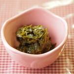 森のおみやげ屋 - 山椒の葉の佃煮