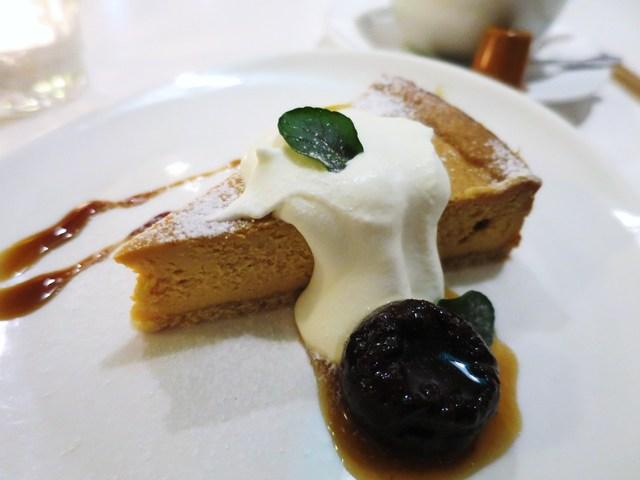 CAFE STRADA - キャラメルチーズケーキ