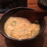 獅子丸 - チーズ入り雑炊