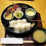 日本料理 ひなどり - ひなどり弁当(1300円)