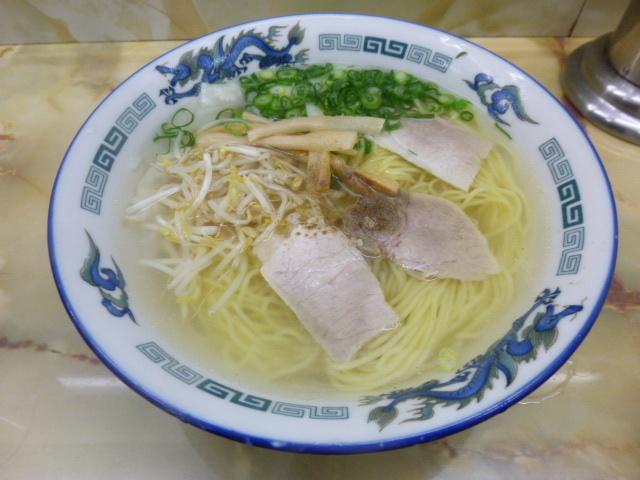新生軒 - ワンタン麺