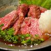 神戸特選牛炙りポン酢