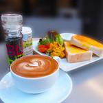 モンディアルカフェ328 - トーストモーニング