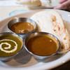 カスバ・フードコート - 料理写真:3種のカレー