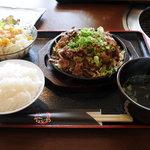 3549454 - 焼肉定食