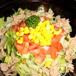 快 - 快サラダ…750円