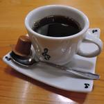 増田屋 - ランチに付属のコーヒー