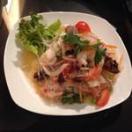 本格タイ料理 バンセーン - 春雨サラダ