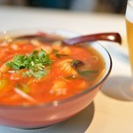 紅宝石 - 料理写真:麻婆麺