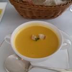 35495541 - カボチャのスープ