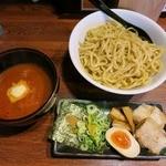 つけ麺 らーめん 春樹 - ・「トマトチーズつけ麺(\830)」