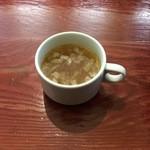 35499501 - スープ。