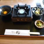 すきやきしゃぶしゃぶ 神戸牛石田 - 上すき焼き善2480円(外税)をオーダー