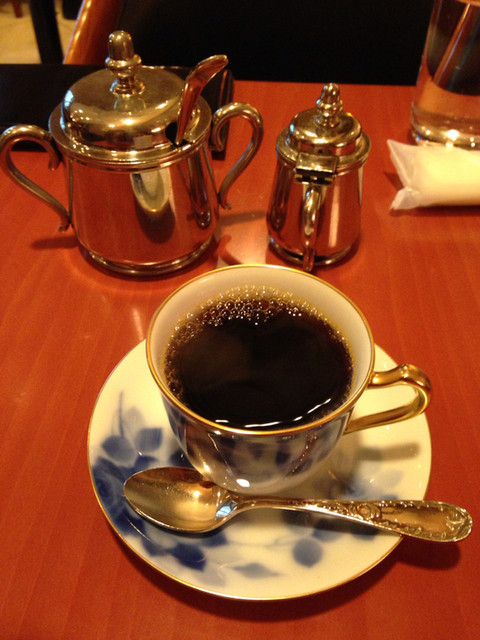 Le Premier Cafe in ビギ・ファースト - マンデリン670円