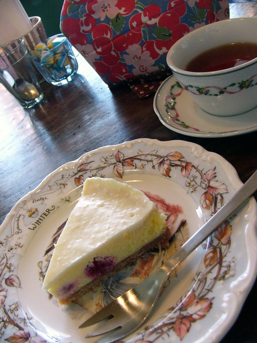Tea Room ピース堂