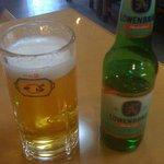 3550096 - 生ビールとノンアルコール