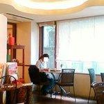 沙羅舎 心泉茶苑 - テーブル席