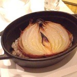 カーザ ヴィニタリア - 新玉ねぎのオーブン焼き
