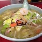 35500863 - 長崎ちゃんぽん 太麺が好き