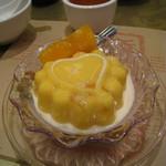 糖朝 - 鮮芒果凍布甸