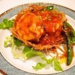 Szechwan Cuisine & Wine 御馥 - ちょっと贅沢な御馥ランチ(メイン:海老チリ)